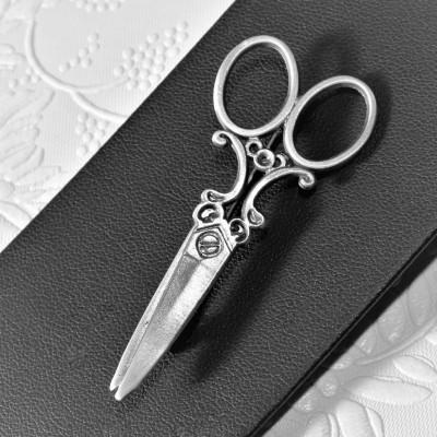 Broszka Nożyczki