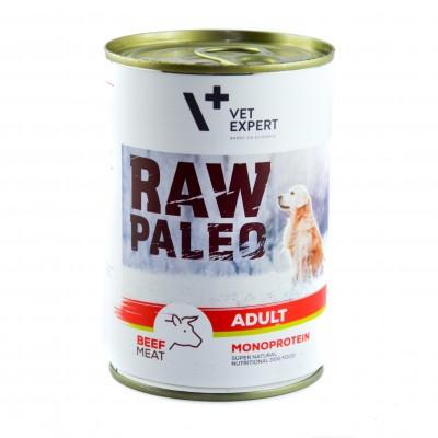 RAW PALEO z wołowiną dla...