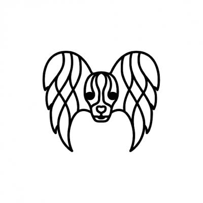 Dekor Papillon