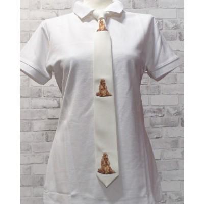 Krawat Cocker Spaniel angielski