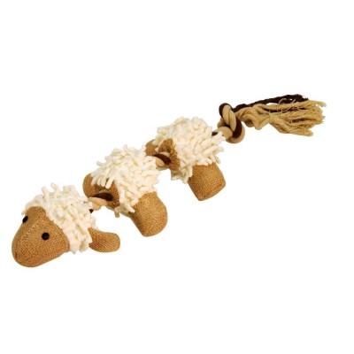 Owieczka ze sznurem, 39cm
